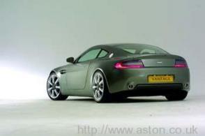 купить Астон Мартин Aston Martin AMV8 Vantage 2006. Кликните для просмотра фото автомобиля большего размера.