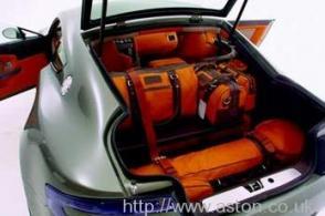 кузов Астон Мартин Aston Martin AMV8 Vantage 2006. Кликните для просмотра фото автомобиля большего размера.