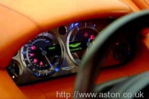 обивка Астон Мартин Aston Martin AMV8 Vantage 2006. Кликните для просмотра фото автомобиля большего размера.