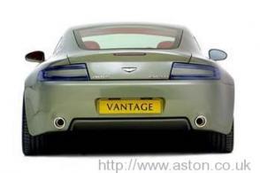 фото Астон Мартин Aston Martin AMV8 Vantage 2006. Кликните для просмотра фото автомобиля большего размера.