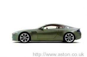 вид Астон Мартин Aston Martin AMV8 Vantage 2006. Кликните для просмотра фото автомобиля большего размера.