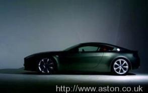 обзор Астон Мартин Aston Martin AMV8 Vantage 2006. Кликните для просмотра фото автомобиля большего размера.