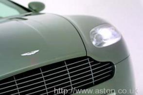 роскошный Астон Мартин Aston Martin AMV8 Vantage 2006. Кликните для просмотра фото автомобиля большего размера.
