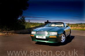 купить Астон Мартин Aston Martin Virage Volante 1992. Кликните для просмотра фото автомобиля большего размера.