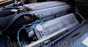 фотография Астон Мартин Aston Martin Virage Volante 1992. Кликните для просмотра фото автомобиля большего размера.