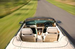 вид Астон Мартин Aston Martin Virage Volante 1992. Кликните для просмотра фото автомобиля большего размера.
