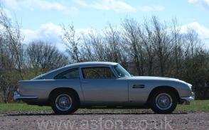 кузов Астон Мартин Aston Martin DB5 1965. Кликните для просмотра фото автомобиля большего размера.