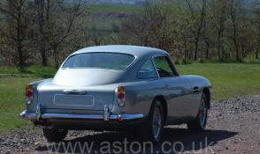 салон Астон Мартин Aston Martin DB5 1965. Кликните для просмотра фото автомобиля большего размера.