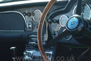 обивка Астон Мартин Aston Martin DB5 1965. Кликните для просмотра фото автомобиля большего размера.