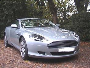 купить Астон Мартин Aston Martin DB9 Coupe 2005. Кликните для просмотра фото автомобиля большего размера.