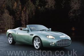 купить Астон Мартин Aston Martin DB AR1 2004. Кликните для просмотра фото автомобиля большего размера.
