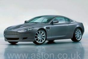 купить Астон Мартин Aston Martin AM DB9 Coupe 2007. Кликните для просмотра фото автомобиля большего размера.