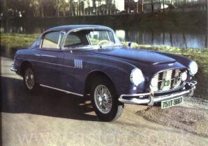 купить Астон Мартин Aston Martin DB2/4 Vignale 1954. Кликните для просмотра фото автомобиля большего размера.
