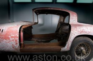 роскошный Астон Мартин Aston Martin DB2/4 Vignale 1954. Кликните для просмотра фото автомобиля большего размера.