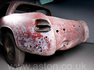 фотография Астон Мартин Aston Martin DB2/4 Vignale 1954. Кликните для просмотра фото автомобиля большего размера.