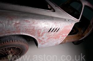 кузов Астон Мартин Aston Martin DB2/4 Vignale 1954. Кликните для просмотра фото автомобиля большего размера.
