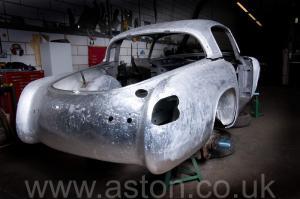москва Астон Мартин Aston Martin DB2/4 Vignale 1954. Кликните для просмотра фото автомобиля большего размера.