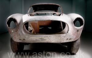 обзор Астон Мартин Aston Martin DB2/4 Vignale 1954. Кликните для просмотра фото автомобиля большего размера.