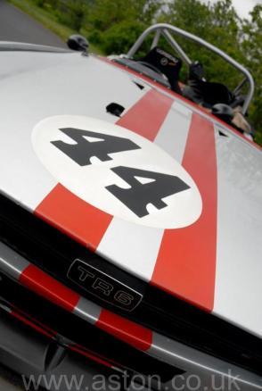 купить Триумф Triumph TR6 Race Car 1972. Кликните для просмотра фото автомобиля большего размера.