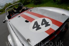 разгон Триумф Triumph TR6 Race Car 1972. Кликните для просмотра фото автомобиля большего размера.