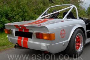 кузов Триумф Triumph TR6 Race Car 1972. Кликните для просмотра фото автомобиля большего размера.