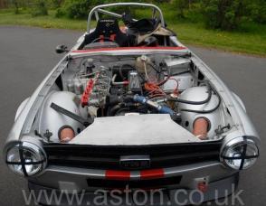вид Триумф Triumph TR6 Race Car 1972. Кликните для просмотра фото автомобиля большего размера.