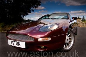 купить Астон Мартин Aston Martin DB7 Coupe 1996. Кликните для просмотра фото автомобиля большего размера.