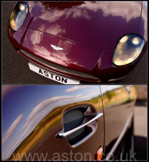 обзор Астон Мартин Aston Martin DB7 Coupe 1996. Кликните для просмотра фото автомобиля большего размера.