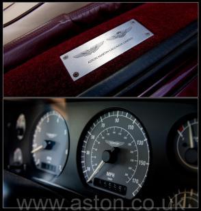 цвет Астон Мартин Aston Martin DB7 Coupe 1996. Кликните для просмотра фото автомобиля большего размера.
