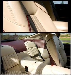 роскошный Астон Мартин Aston Martin DB7 Coupe 1996. Кликните для просмотра фото автомобиля большего размера.