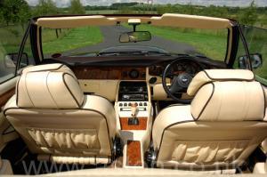 фотография Астон Мартин Aston Martin V8 Volante 1985. Кликните для просмотра фото автомобиля большего размера.
