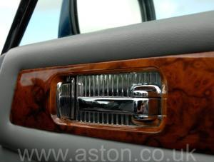 разгон Астон Мартин Aston Martin V8 Coupe 1986. Кликните для просмотра фото автомобиля большего размера.