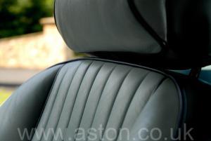 кузов Астон Мартин Aston Martin V8 Coupe 1986. Кликните для просмотра фото автомобиля большего размера.