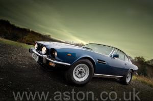 купить Астон Мартин Aston Martin V8 Coupe 1986. Кликните для просмотра фото автомобиля большего размера.