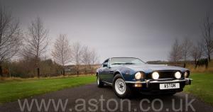 фото Астон Мартин Aston Martin V8 Coupe 1986. Кликните для просмотра фото автомобиля большего размера.