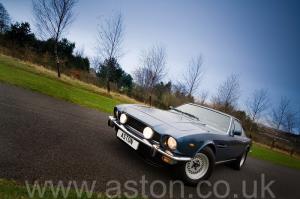 вид Астон Мартин Aston Martin V8 Coupe 1986. Кликните для просмотра фото автомобиля большего размера.