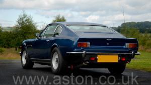 цвет Астон Мартин Aston Martin V8 Coupe 1986. Кликните для просмотра фото автомобиля большего размера.
