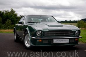 купить Астон Мартин Aston Martin Vantage X-Pack 1989. Кликните для просмотра фото автомобиля большего размера.