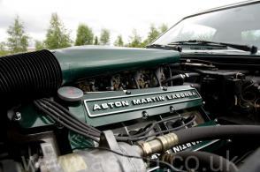 разгон Астон Мартин Aston Martin Vantage X-Pack 1989. Кликните для просмотра фото автомобиля большего размера.