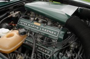кузов Астон Мартин Aston Martin Vantage X-Pack 1989. Кликните для просмотра фото автомобиля большего размера.