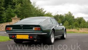 фото Астон Мартин Aston Martin Vantage X-Pack 1989. Кликните для просмотра фото автомобиля большего размера.