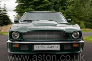 обзор Астон Мартин Aston Martin Vantage X-Pack 1989. Кликните для просмотра фото автомобиля большего размера.