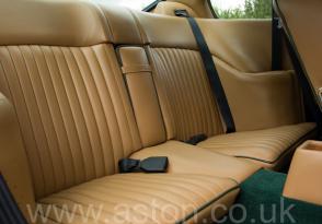 цвет Астон Мартин Aston Martin Vantage X-Pack 1989. Кликните для просмотра фото автомобиля большего размера.