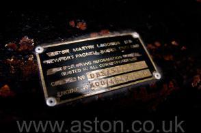 разгон Астон Мартин Aston Martin DBS6 1970. Кликните для просмотра фото автомобиля большего размера.