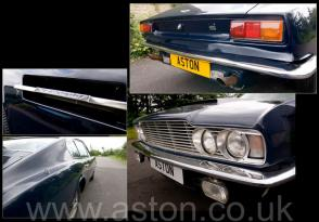 обзор Астон Мартин Aston Martin DBS6 1970. Кликните для просмотра фото автомобиля большего размера.