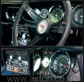 красивый Астон Мартин Aston Martin DBS6 1970. Кликните для просмотра фото автомобиля большего размера.