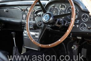 роскошный Астон Мартин Aston Martin DB5 Vantage Spec 1965. Кликните для просмотра фото автомобиля большего размера.