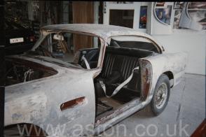 разгон Астон Мартин Aston Martin DB5 Vantage Spec 1965. Кликните для просмотра фото автомобиля большего размера.