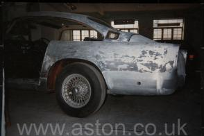 кузов Астон Мартин Aston Martin DB5 Vantage Spec 1965. Кликните для просмотра фото автомобиля большего размера.