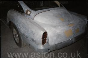 салон Астон Мартин Aston Martin DB5 Vantage Spec 1965. Кликните для просмотра фото автомобиля большего размера.